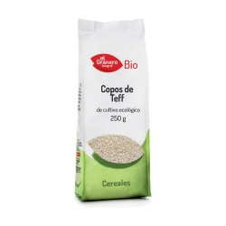 Copos de Teff Integral El Granero Integral Bio 250 g