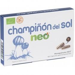 Champiñón Del Sol Neo 60 cápsulas