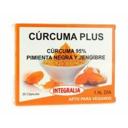CÚRCUMA PLUS INTEGRALIA 30 cápsulas