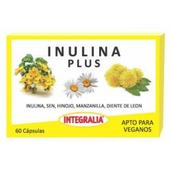Inulina Plus Integralia 60 càpsules