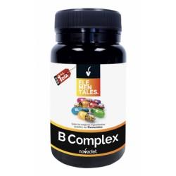 B Complex Elementales Novadiet 60 cápsulas