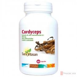 Cordyceps Sura Vitasan 60 cápsulas