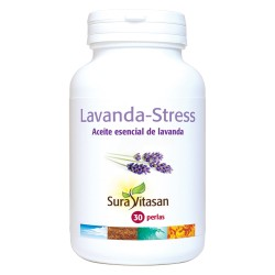 Lavanda-Stress Sura Vitasan 30 perlas