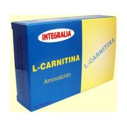 L-Carnitina Aminoácido Integralia 60 cápsulas