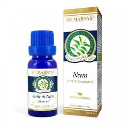 Aceite Calmante de Neem Puro 100% Marnys 15 ml