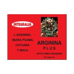 Arginina Plus Integralia 60 cápsulas