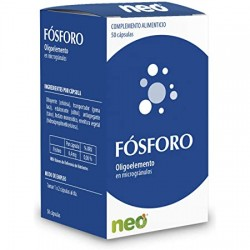 Fòsfor Microgrànuls Neo 50 càpsules