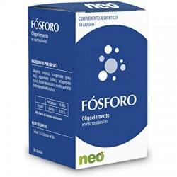 Fosforo Microgránulos Neo 50 cápsulas