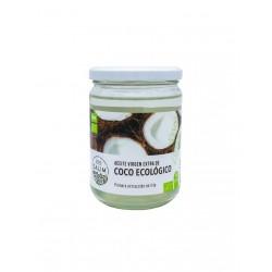 Aceite Virgen Extra De Coco Ecológico Eco Salim 430 ml