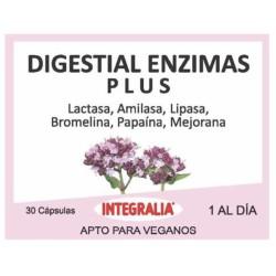 Digestial Enzimas Plus Integralia 30 cápsulas