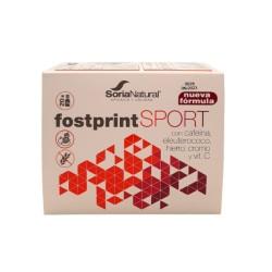 FOST PRINT SPORT SORIA NATURAL 20 viales. 300 ML.