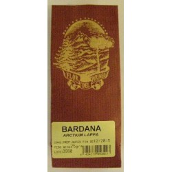 Bardana (Arctium lappa ) La Flor del Pirineo 75 g.